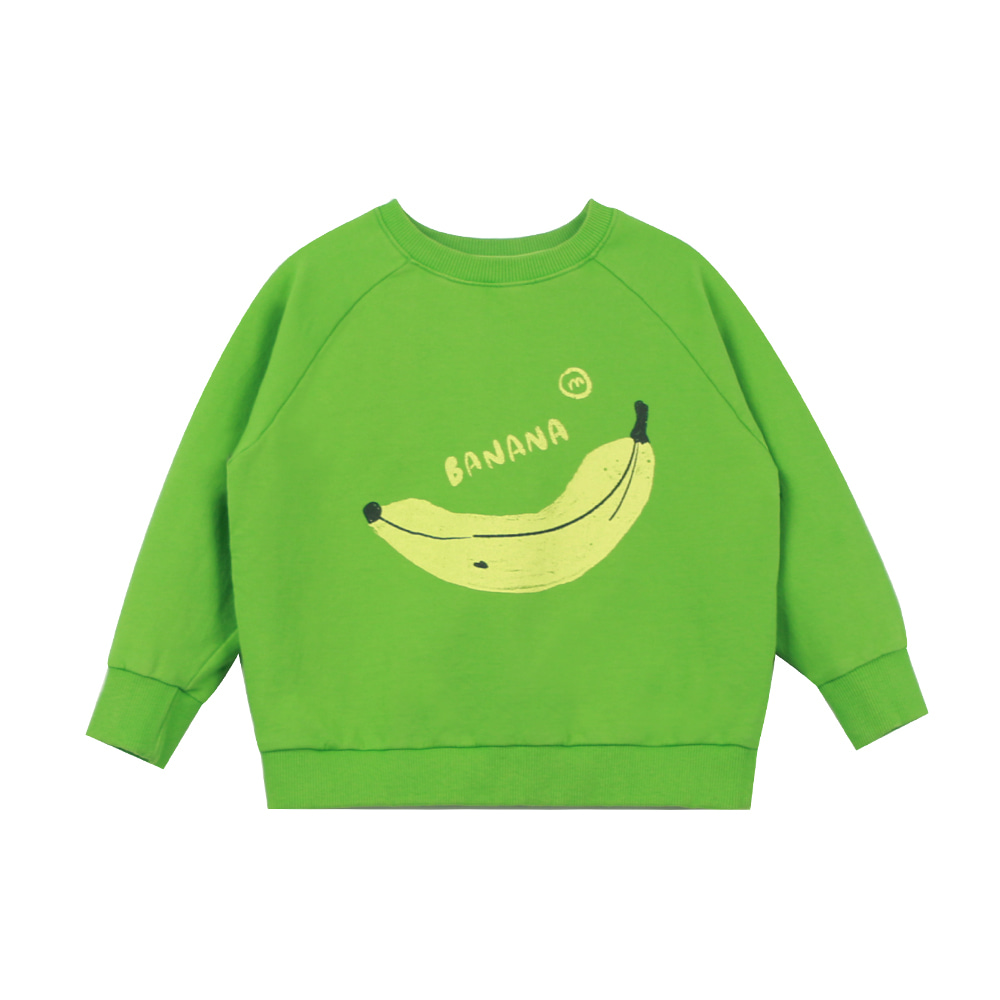 Banana sweatshirt (3차 프리오더)