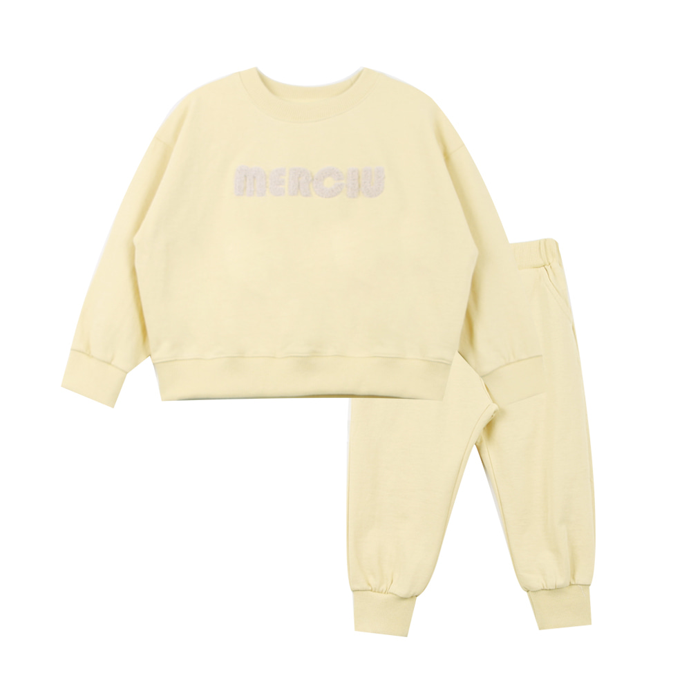 20 S/S Merciu set - yellow (프리오더)